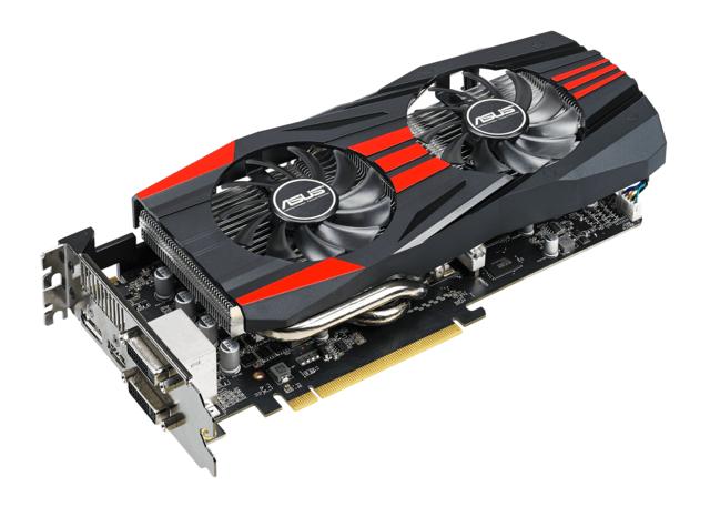 Asus Radeon R9 270X DC2 (Top)
