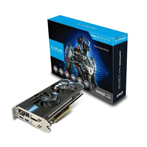 Sapphire Vapor-X Radeon R9 270X