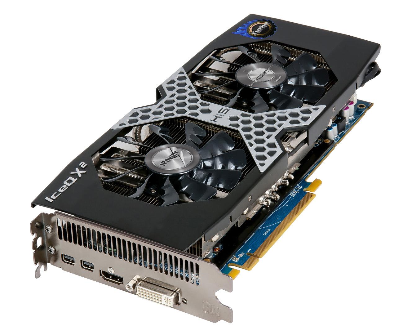 HIS Radeon R9 270X IceQ X² Turbo Boost Clock