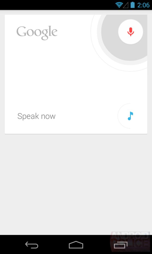 Angebliche Änderungen in Android 4.4