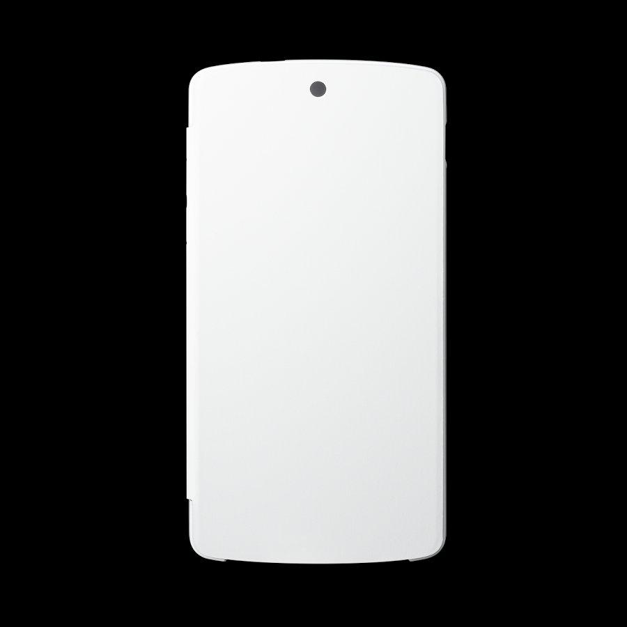Google Nexus 5 - LG QuickCover - Weiß