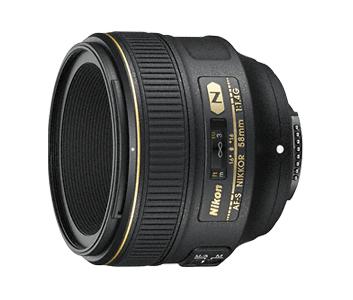 Nikon AF-S 58 mm 1:1,4G