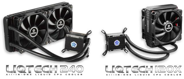 Enermax Liqtech-Hydrokühler