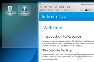 Kubuntu-Dokumentation