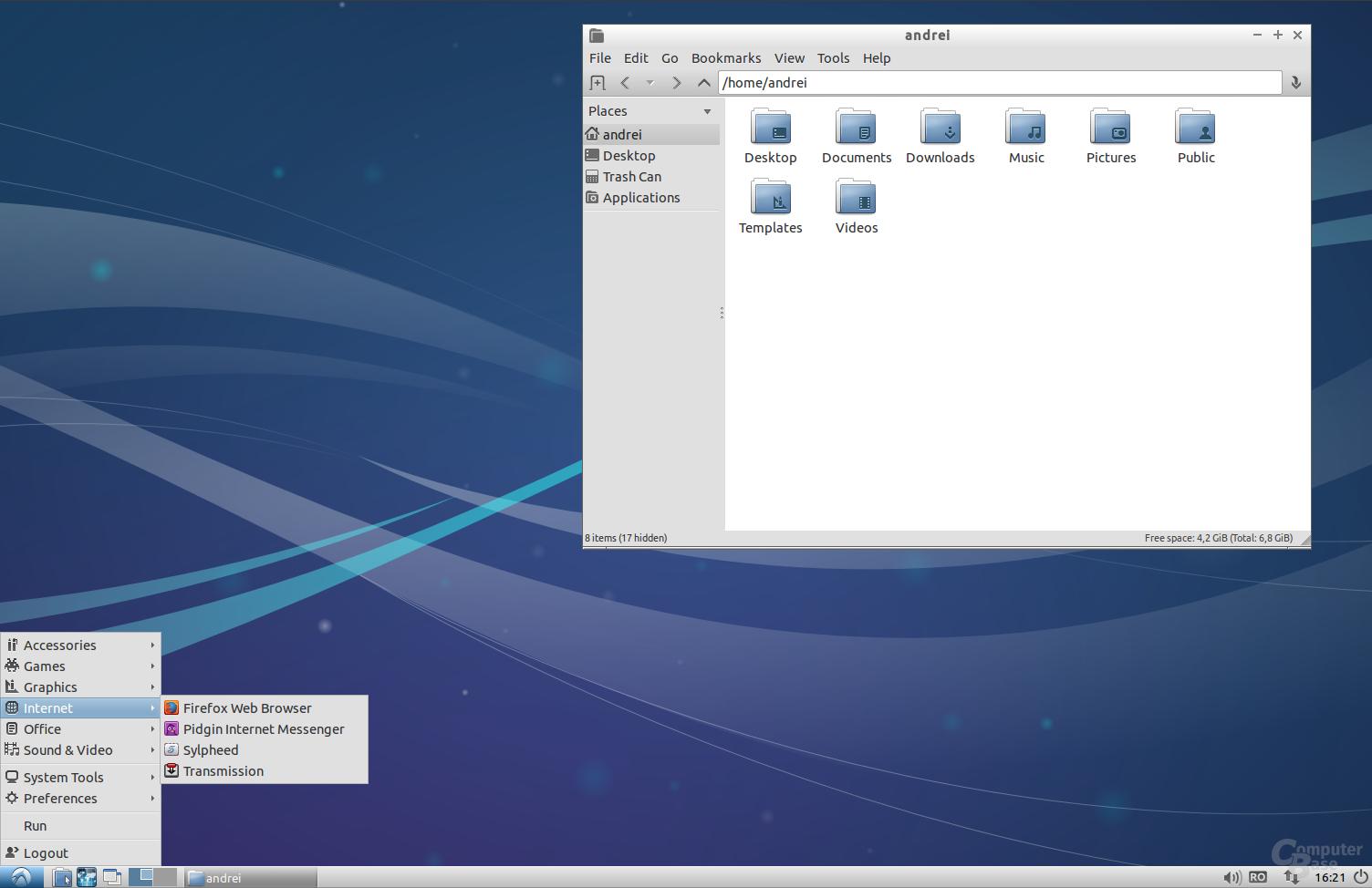 Lubuntu 13.10