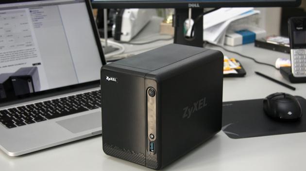 ZyXEL NSA325 v2 im Test: Das 100-Euro-NAS neu aufgelegt
