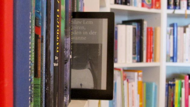 Kobo Aura im Test: E-Book-Reader mit üppigem Preis
