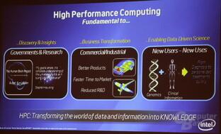 Intel auf dem Weg zum Exascale-Computer