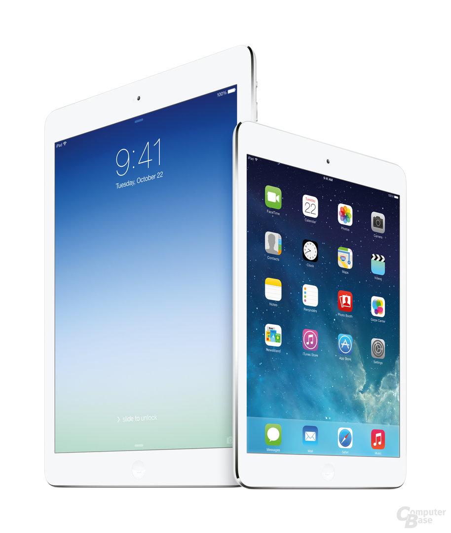 Apple iPad Air und iPad mini