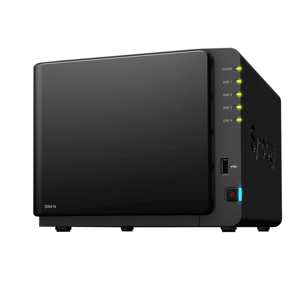 Synology DS414