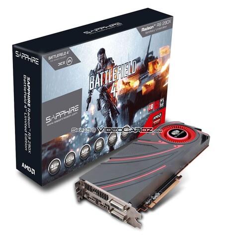Sapphire Radeon R9 290X Battlefield 4 Edition