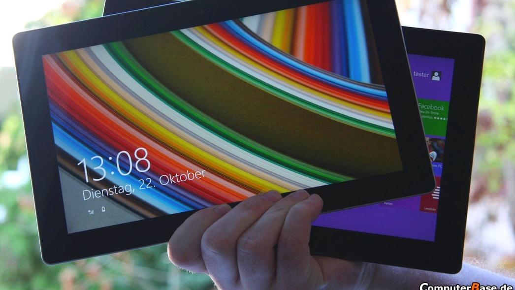 Microsoft Surface (Pro) 2 im Test: Mehr Leistung, weniger Verbrauch