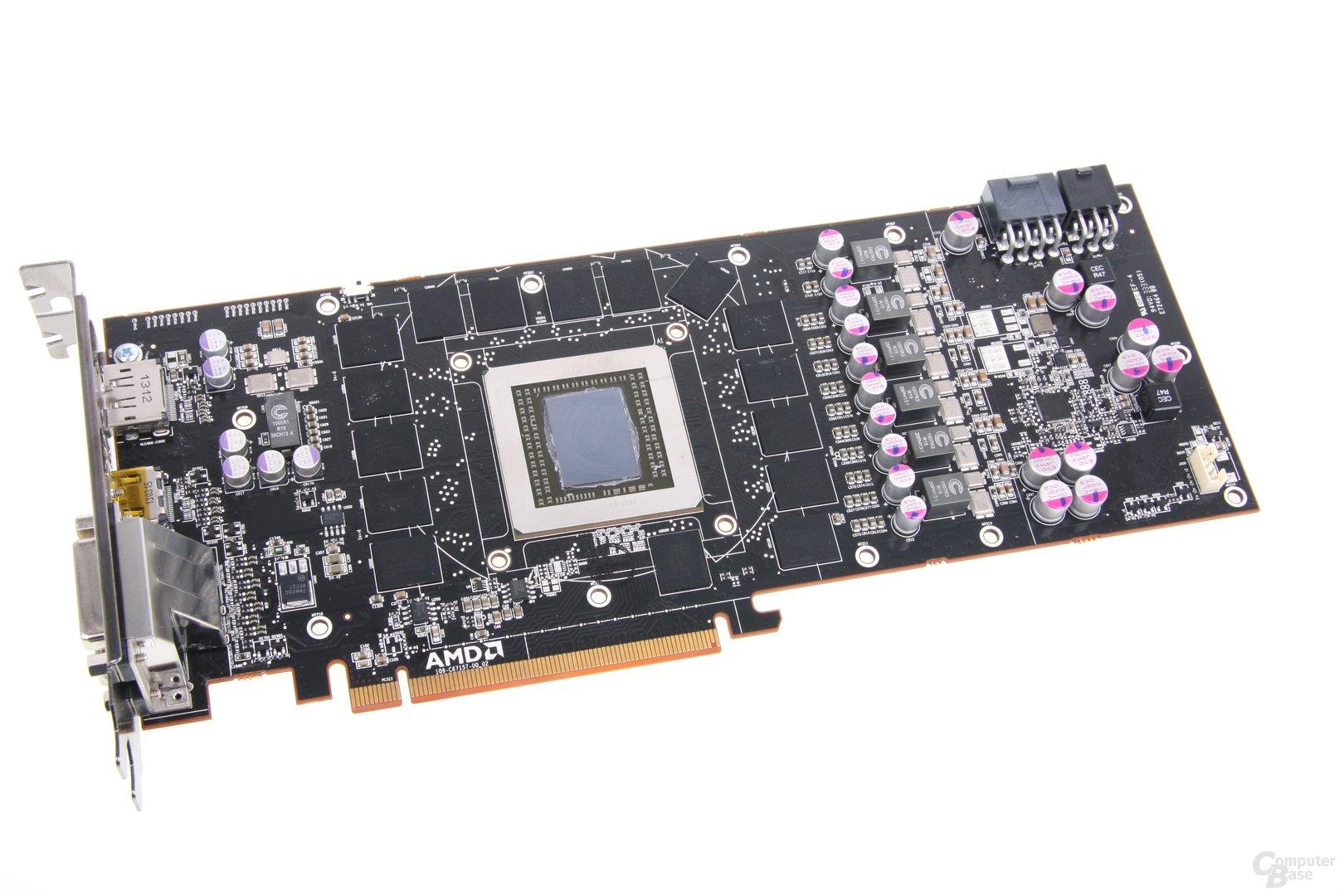 Radeon R9 290X ohne Kühler
