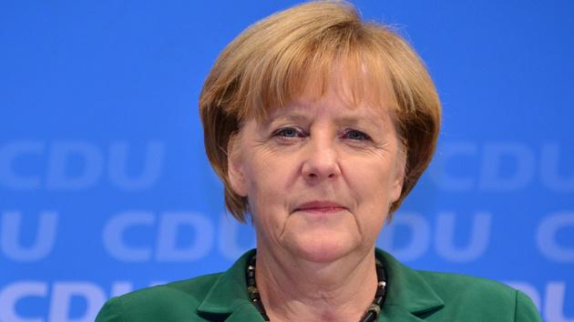 NSA hat angeblich Handy von Kanzlerin Merkel überwacht
