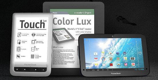 E-Book-Reader von PocketBook