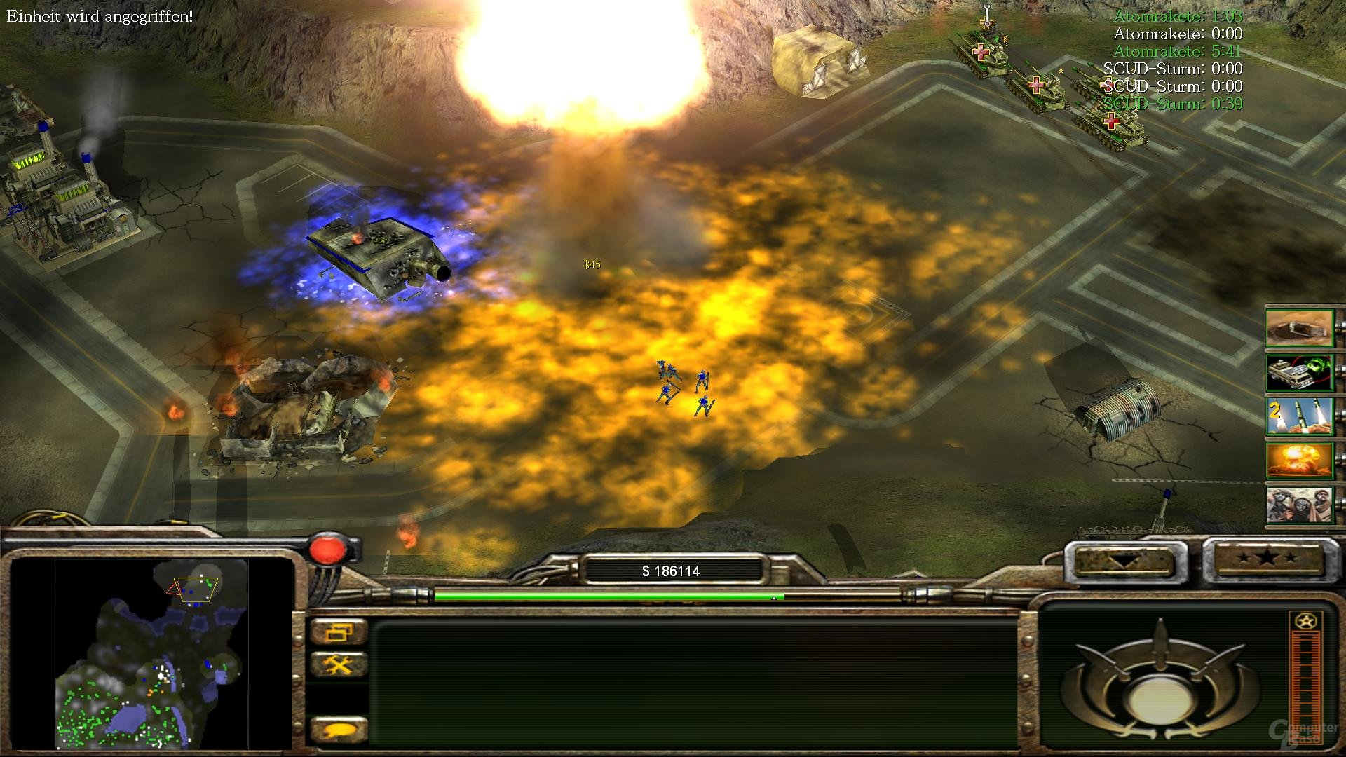 Command & Conquer: Die Stunde Null