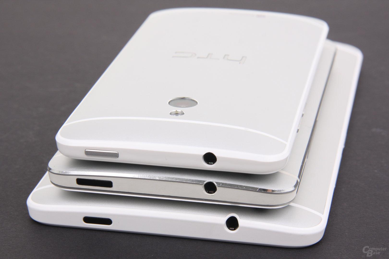 HTC One max / One / One mini