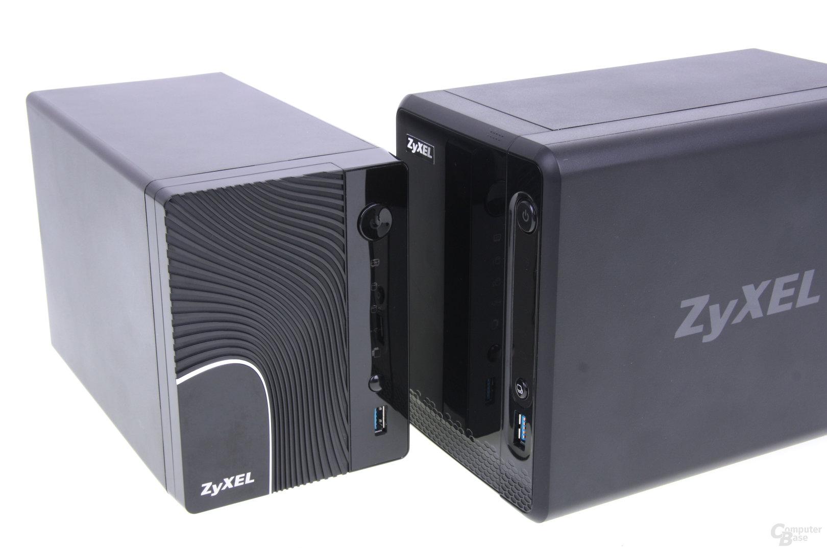 ZyXEL NSA325 v2 & NSA325 v1