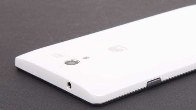 Huawei Ascend G700 im Test: Dual-SIM und 5,0 Zoll für 230 Euro