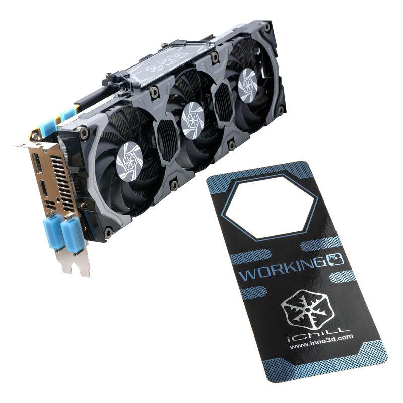 Inno3D GeForce GTX 780 iChill HerculeZ X3 Ultra DHS Edition