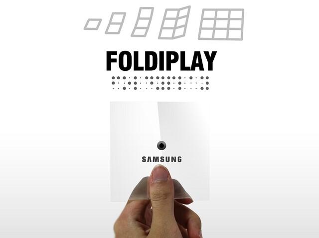 Samsung Foldiplay
