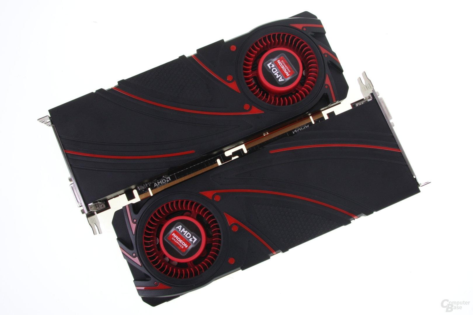 Radeon R9 290 und Radeon R9 290X