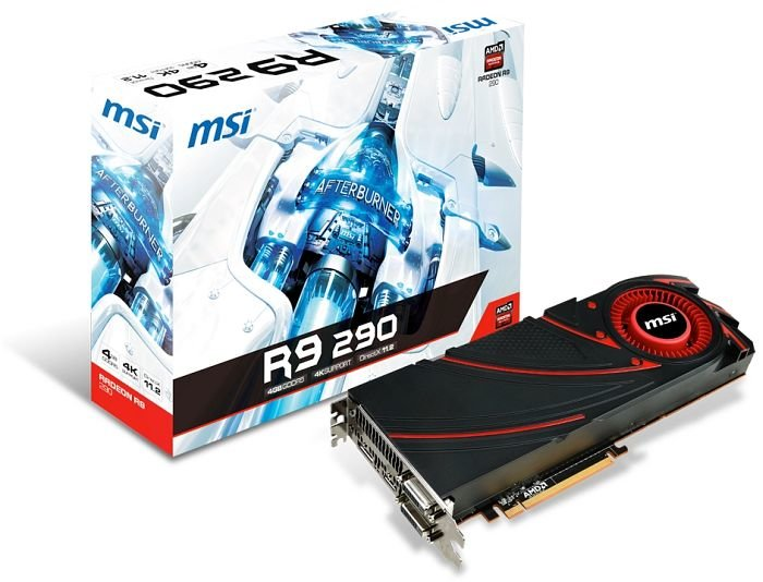 MSI Radeon R9 290