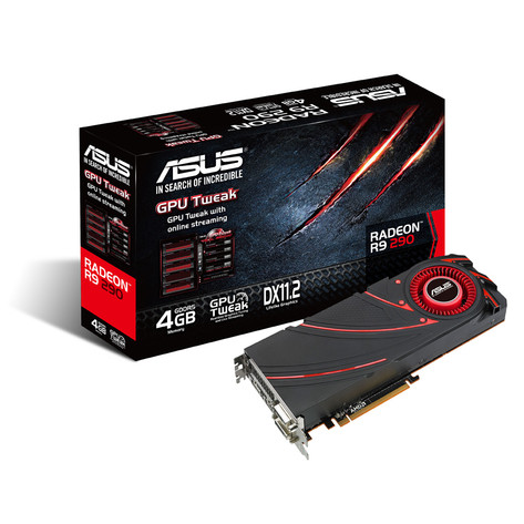 Asus Radeon R9 290
