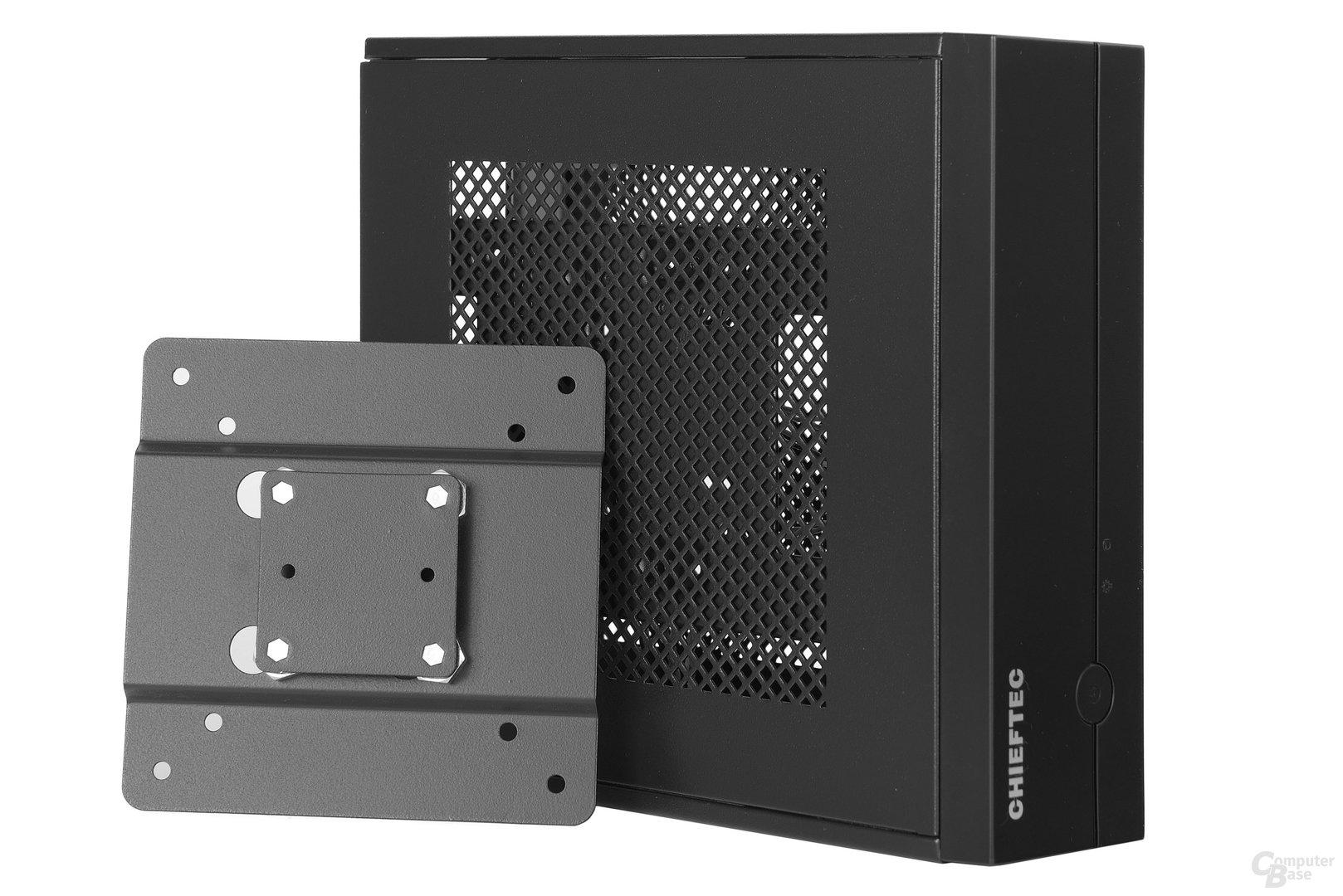 Chieftec IX-01B - Optionale Halterung WMK-04 für Monitore