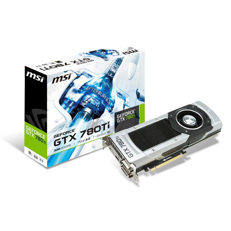 MSI GeForce GTX 780 Ti