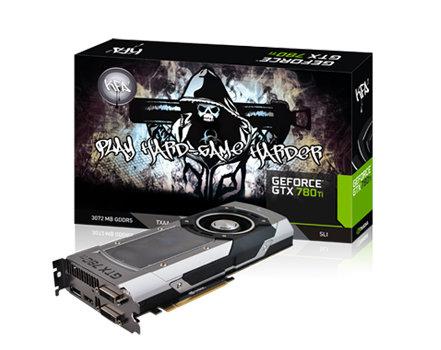 KFA² GeForce GTX 780 Ti