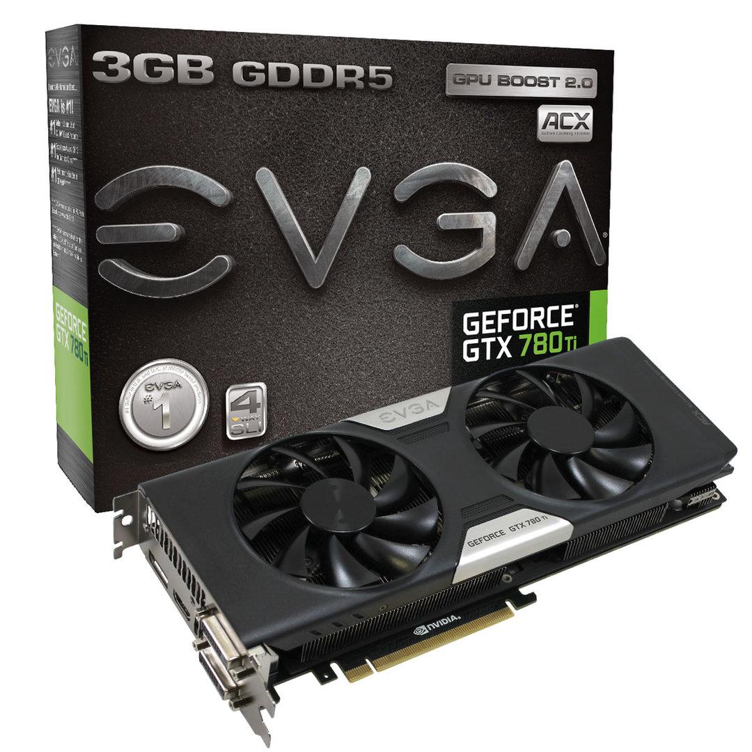 EVGA GeForce GTX 780 Ti ACX