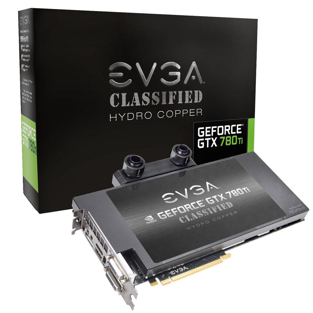 EVGA GeForce GTX 780 Ti Hydro Copper