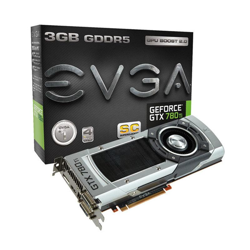 EVGA GeForce GTX 780 Ti SC