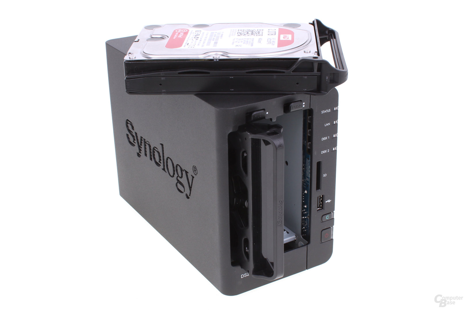 Synology DS214play im Test