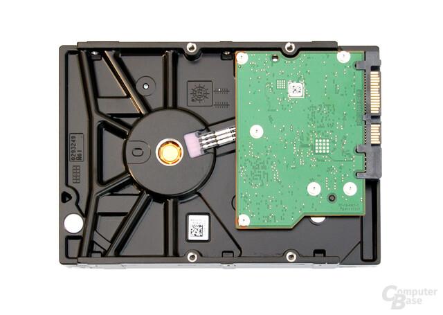 Seagate Desktop SSHD 2 TB