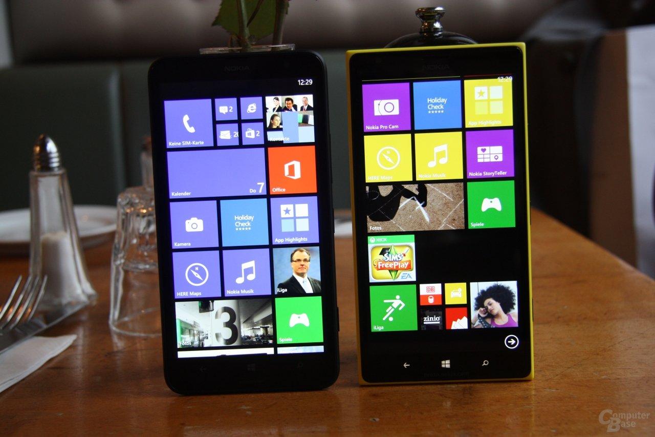Nokia Lumia 1320 / Lumia 1520