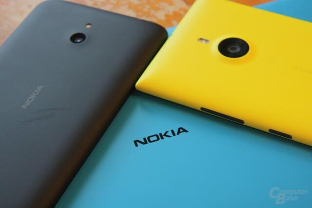 Nokia Lumia 1320 / Lumia 1520 / Lumia 2520