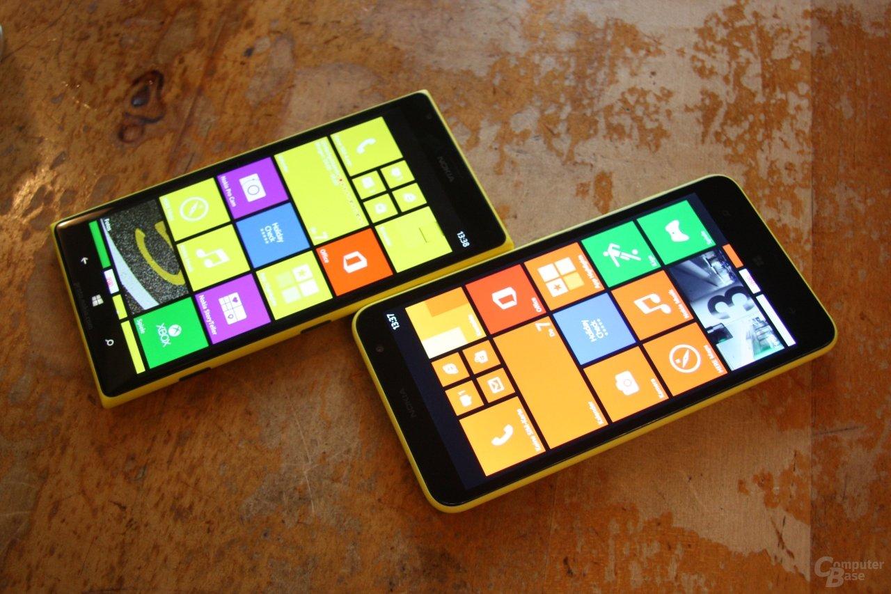 Nokia Lumia 1520 / Lumia 1320