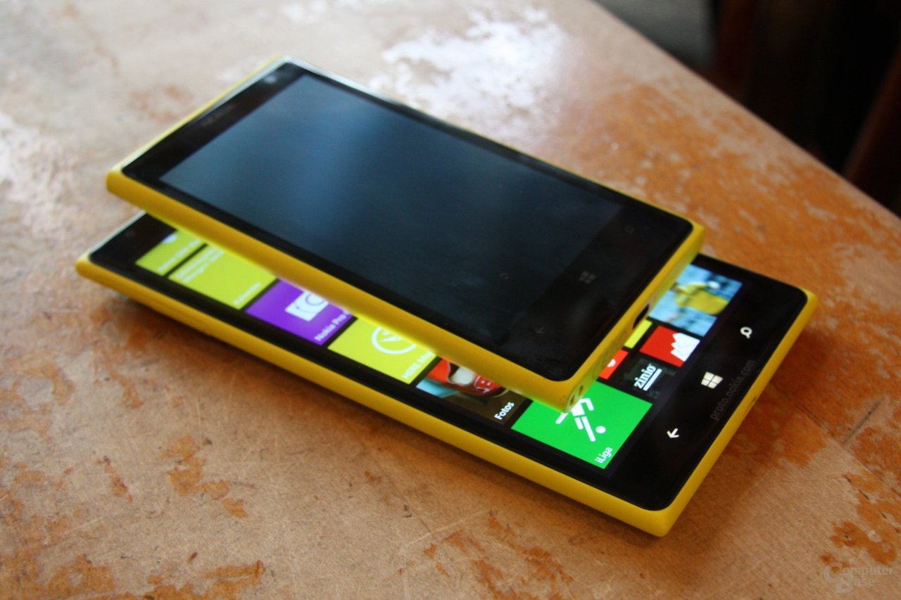 Nokia Lumia 1520 / Lumia 1020