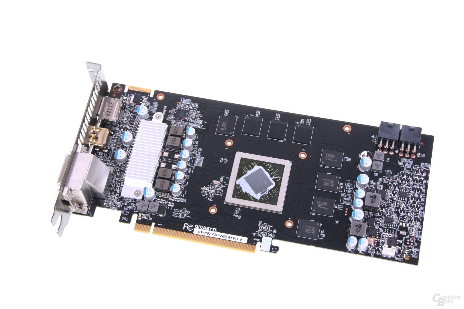 Gigabyte Radeon R9 270 WindForce