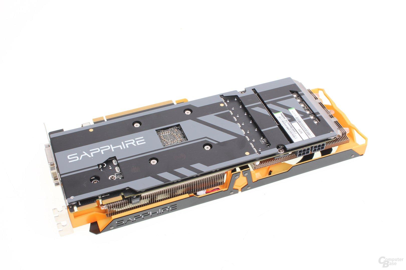 Sapphire Radeon R9 270X Toxic