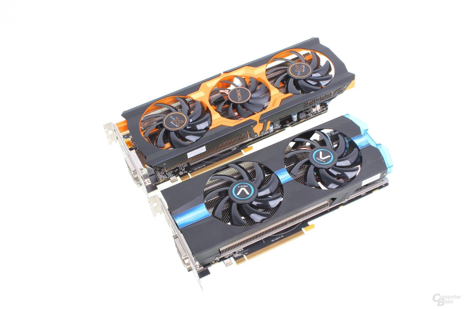 Sapphire Radeon R9 270X im Vergleich