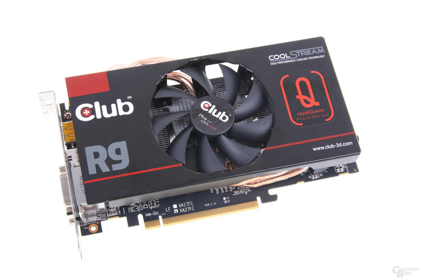 Club3D Radeon R9 270X royalQueen
