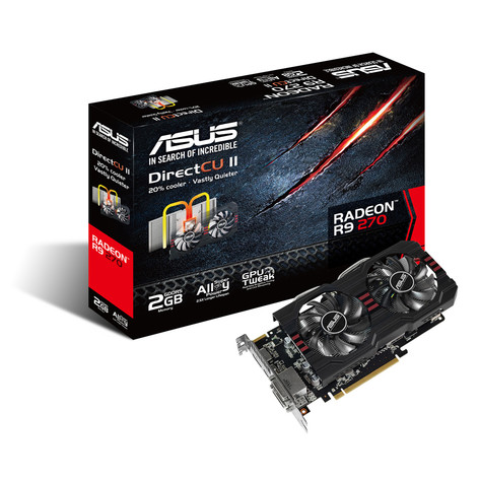 Asus Radeon R9 270 DC2