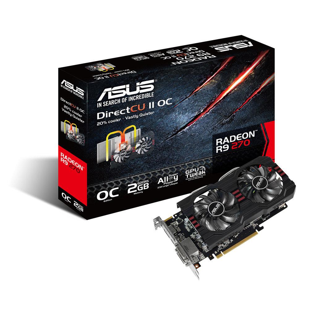 Asus Radeon R9 270 DC2 OC