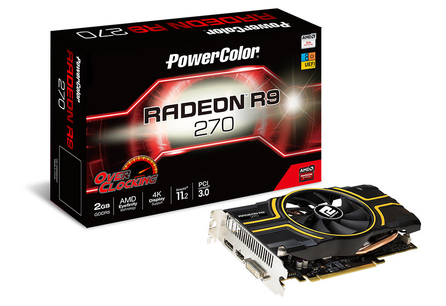 PowerColor Radeon R9 270 OC