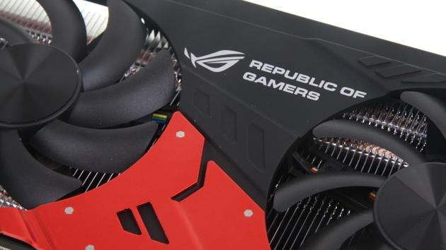 Asus ROG Mars GeForce GTX 760 im Test: Ein Exot mit Tücken