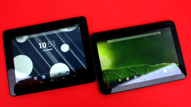 Captiva Pad 10.1 Quad FHD & 9.7 Super FHD Tablet im Test: Android-Tablets im Format 4:3 und 16:10