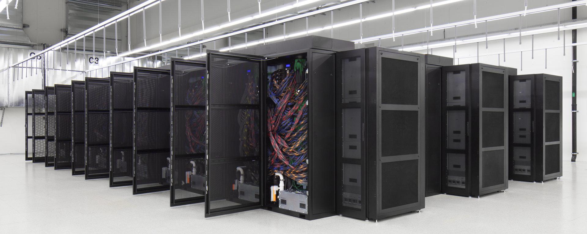 """Supercomputer """"Piz Daint"""""""